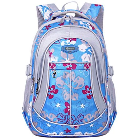 179410d7f9e4 Coofit - Coofit School Backpack for Girls Flowers Pattern Backpacks for  Middle School Cute Bookbag for School - Walmart.com