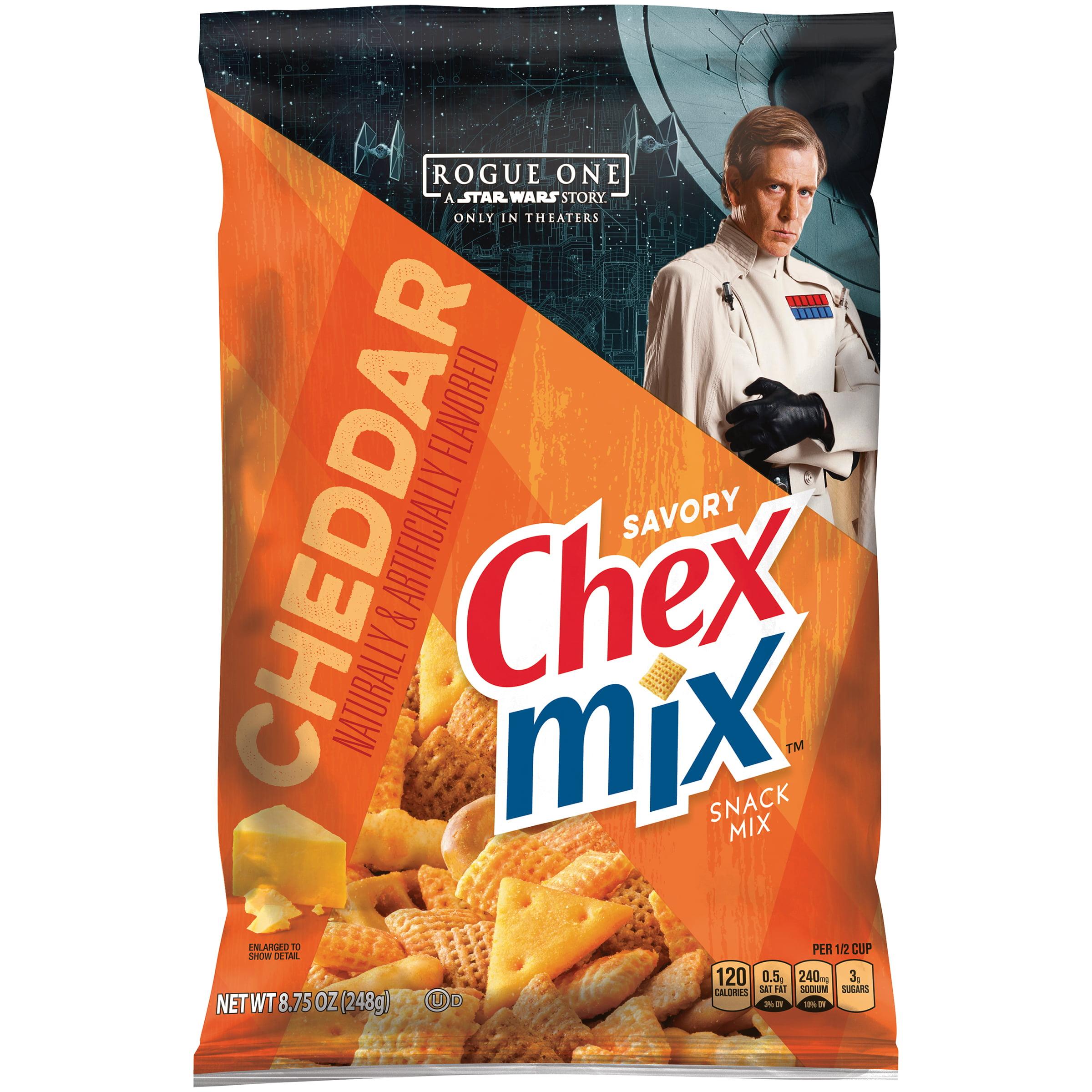 Chex Mix��� Savory Cheddar Snack Mix 8.75 oz. Box