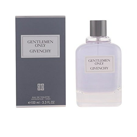 ae315ddfc8 Givenchy Gentlemen Only Eau De Toilette Spray for Men, 100ml, 3.3 Ounce