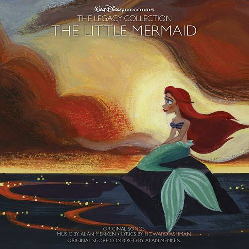 Walt Disney Records The Legacy Collection: The Little Mermaid (2CD)