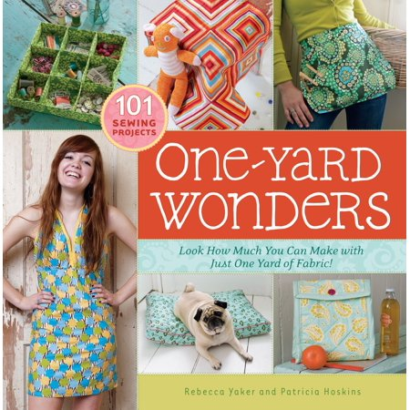 One-Yard Wonders : 101 Sewing Projects; Look How Much You Can Make with Just One Yard of Fabric!](How Much Are Morphsuits)