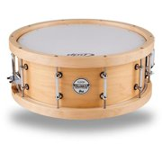PDP by DW Maple Snare with Wood Hoops Natural 14 x 5.5 in.