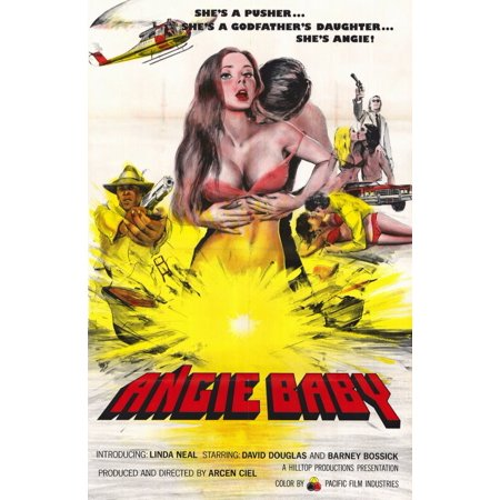 Angie Baby Poster Movie Mini Promo