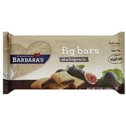 Barbara's Multigrain Fig Bars, 12 oz (Pack of 6)