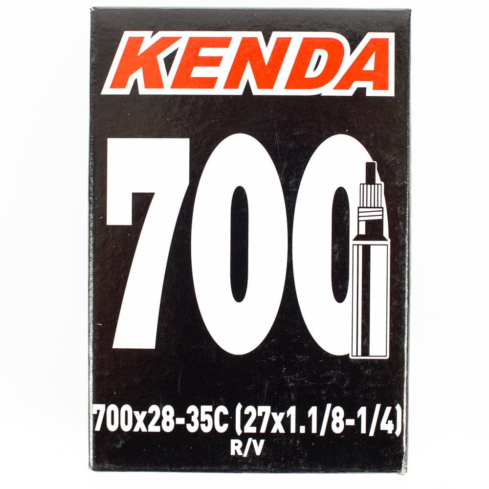 Kenda 700/28-35 Presta 32M (27X1.1/8-1/4)Removable Core Tube