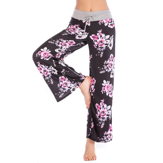 71981ca6c22 Lelinta - LELINTA Women s Plus Size Casual Yoga Pants Loose Fit ...