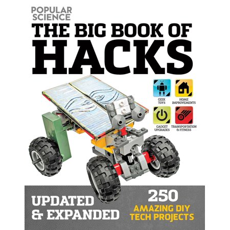 The Big Book of Hacks (Popular Science) - Revised Edition : 264 Amazing DIY Tech Projects](Diy Halloween Life Hacks)