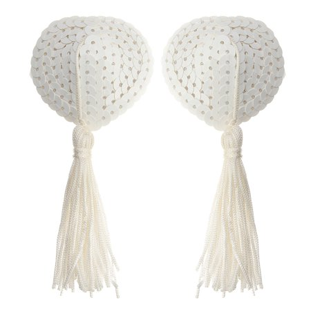 e97a3c082 Aimeeli - Pair Sexy Self Adhesive Sequin Tassel Bra Nipple Cover ...