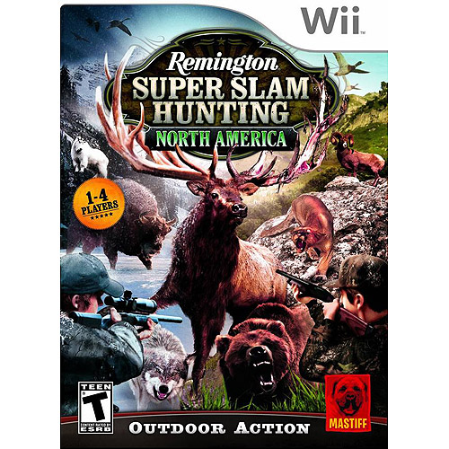 Remington: Super Slam Hunting North America (Wii) - Pre-Owned
