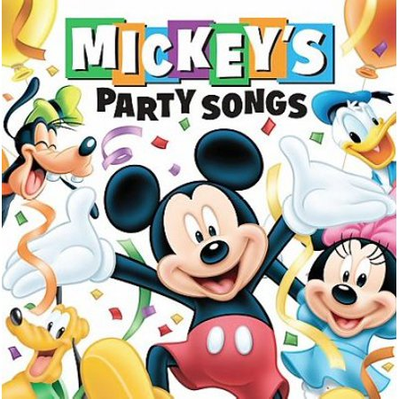 Mickey's Party Songs - Mickey's Halloween Party Rules