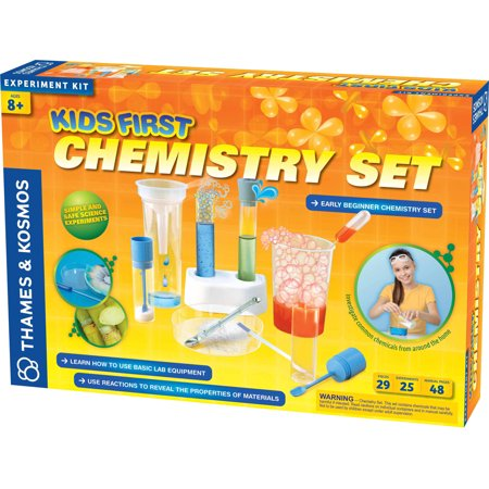 Thames   Kosmos Kids First Chemistry Set Science Experiment Kit