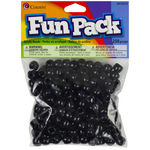 Cousin Fun Pack Acrylic Pony Beads, 250pk