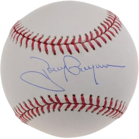 Tony Gwynn San Diego Padres Autographed Vintage Baseball - PSA/DNA Graded 10 - Fanatics Authentic - Dna Authentic Autograph