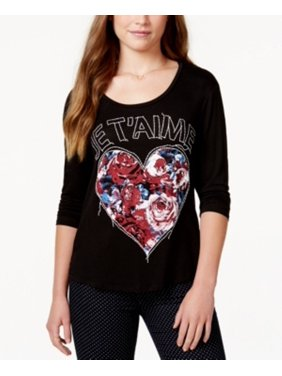 Rebellious One Juniors Tops T Shirts Walmart Com