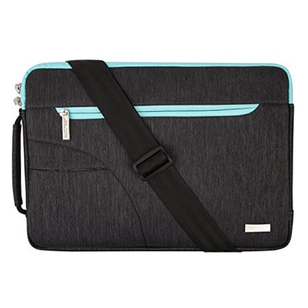 Laptop Shoulder Bag Briefcase, Sleeve Cover Polyester 11-11.6 Inch Carry Case for Acer Chromebook 11 / HP Stream 11 / Samsung Chromebook 2 / Notebook Computer / MacBook Air, covid 19 (Top Laptop Backpacks coronavirus)