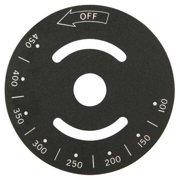 VULCAN 810069 Dial, Control Knob