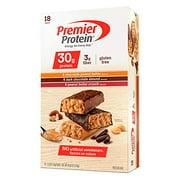 Premier Protein Bar, Variety Pack, 30g Protein, 18 Ct
