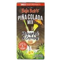 Baja Bob's Sugar-Free Pina Colada Mix - Singles