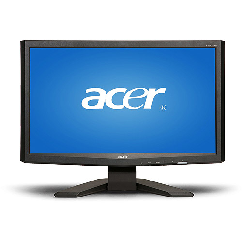 """Acer X203H 20"""" Wide LCD Monitor"""
