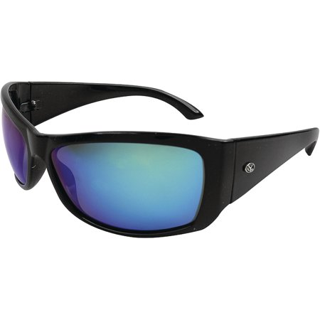 Yachter's Choice Bluefin Sunglasses, Blue Mirror Polarized Lenses