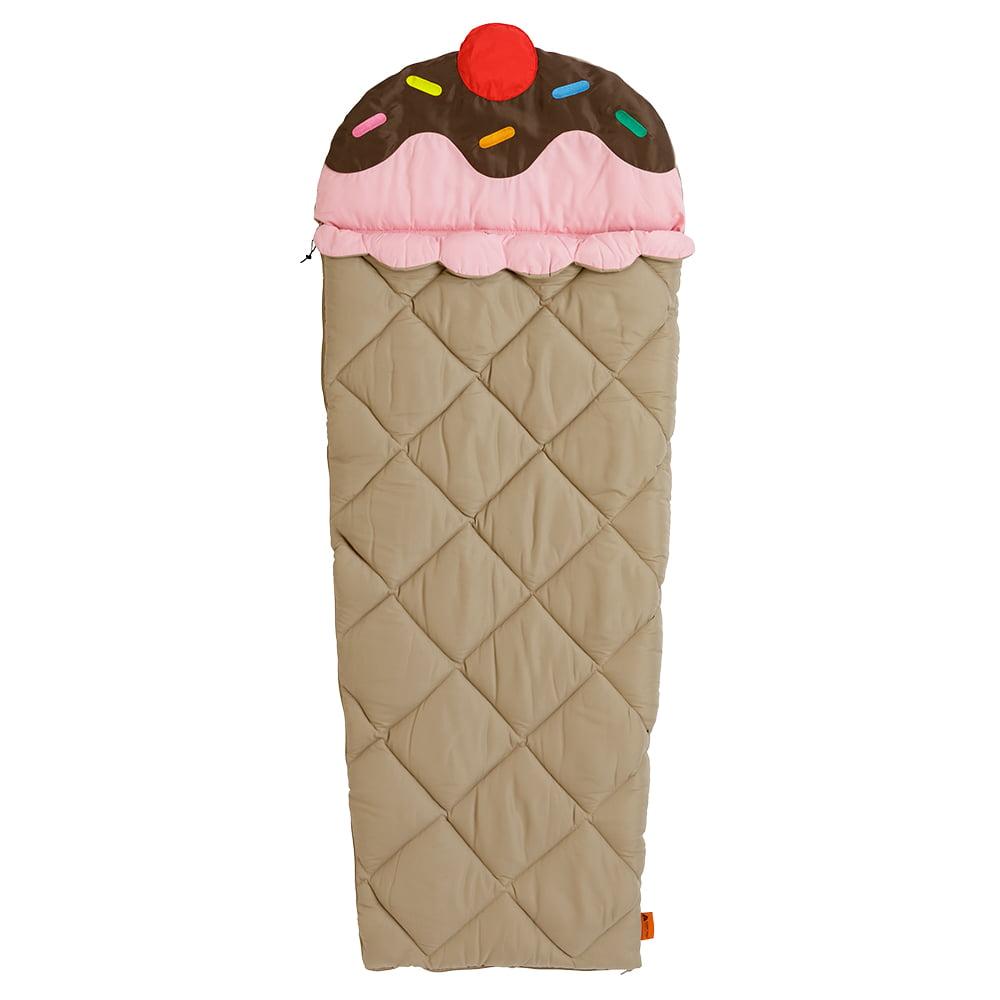 170cm x 70cm WITH CARRY BAG CHILDRENS PRINCESS SLEEPING BAG CAMPING SLEEP BAGS