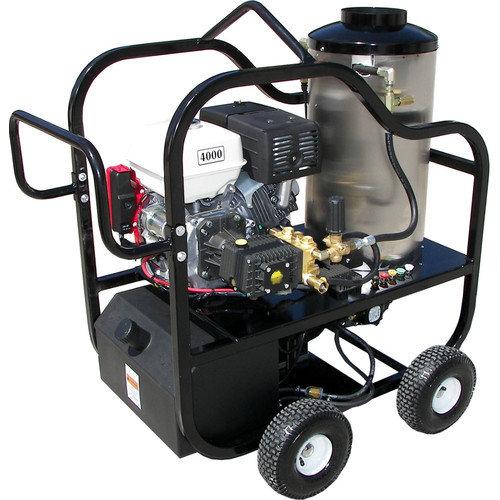 Pressure-Pro Hot Shot Series 4000 PSI Hot Water Pressure Washer