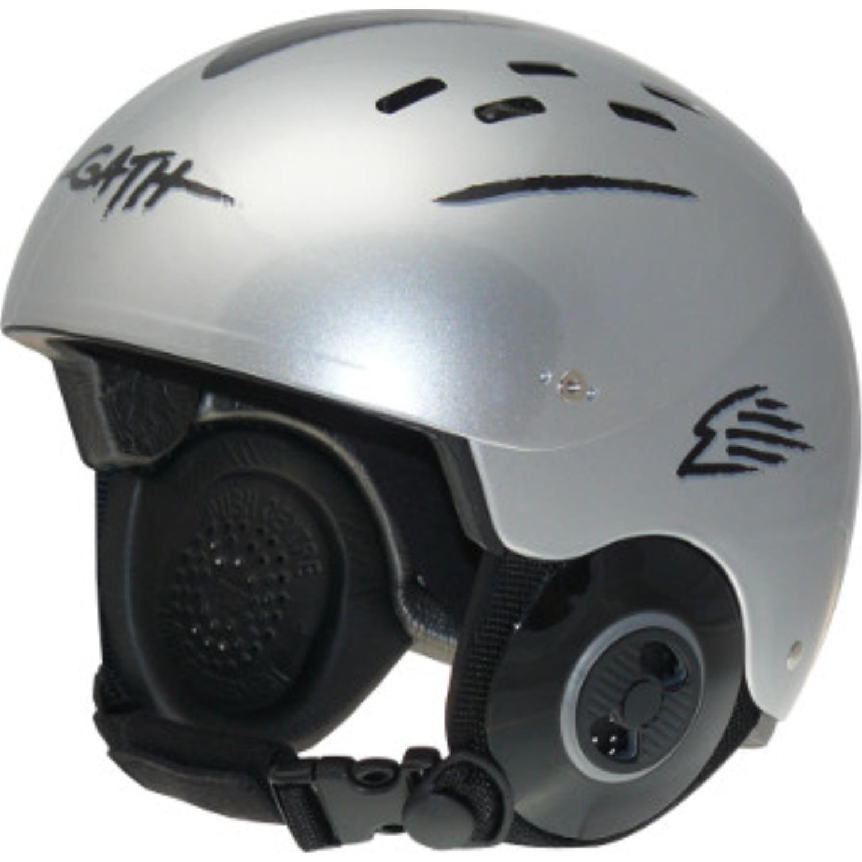 Gath Gedi Surf Helmet with Peak-Grey-L by Gath