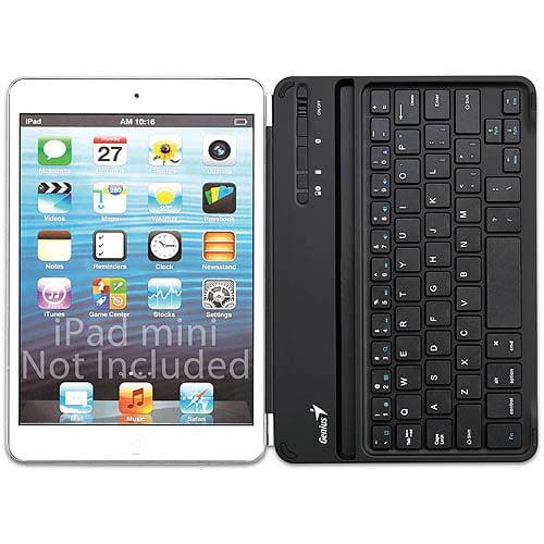 Genius LuxePad i9010 Ultra-Thin Bluetooth Keyboard for Apple iPad mini