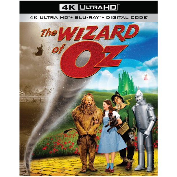 The Wizard of Oz (4K Ultra HD + Blu-ray + Digital Copy)