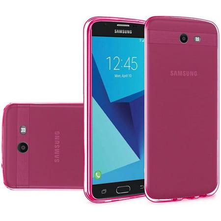 2d515afdd873fd Samsung Galaxy J7 case, Samsung Galaxy Sky Pro case, by Insten Frosted TPU  Rubber Candy Skin Gel Back Shell Case For Samsung Galaxy J7 (2017)   Sky Pro  ...