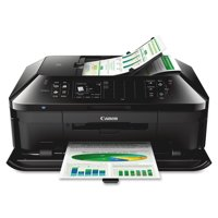 Canon PIXMA MX922 Wireless All-In-One Office Inkjet Printer, Copy/Fax/Print/Scan