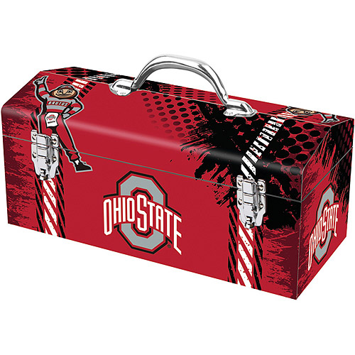 "Sainty 79-449 Ohio State University 16"" Tool Box"