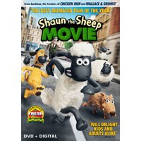 Shaun the Sheep Movie (DVD)