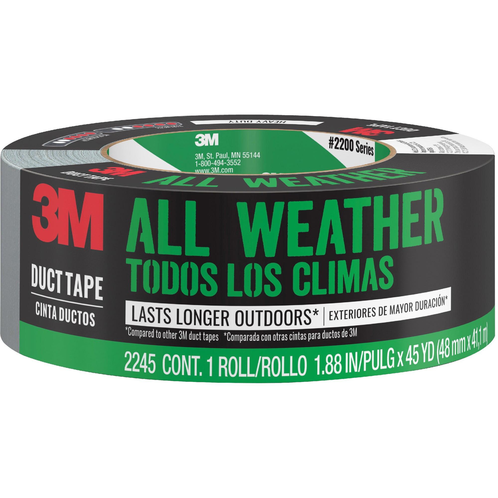 "1-3//8/"" x 40/' Scotch CT3010 Outdoor Carpet Tape for Concrete Patios /& Decks"