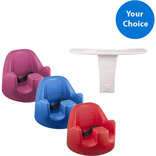 Mega Seat - Infant Floor Seat with Tray Bundle