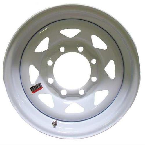 Hi-Run Nb1018 Trailer Wheel, 16X6 8-6.5