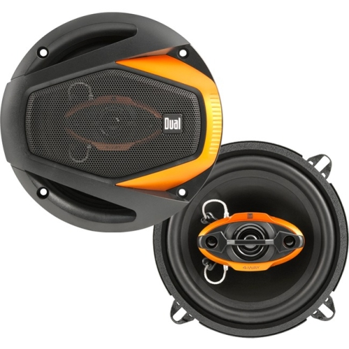 """DUAL DLS5240 DLS Series 4-Way Speakers (5.25"""")"""