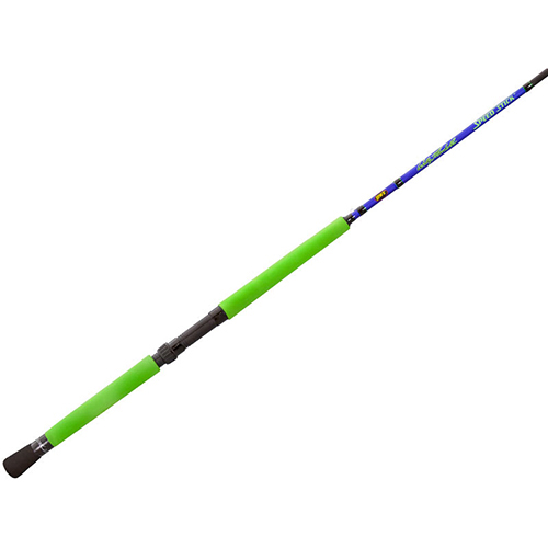 Lews Fishing Wally Marshall Speed Stick Spinning Rod 12' Length, 2pc, 4-12 lb Line Rate, 1 8-1 4 oz Lure Rate, Medium... by Lews Fishing