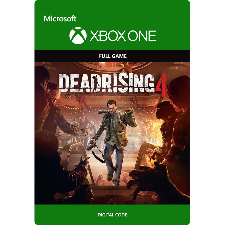 Xbox One Dead Rising 4 (Email Delivery)