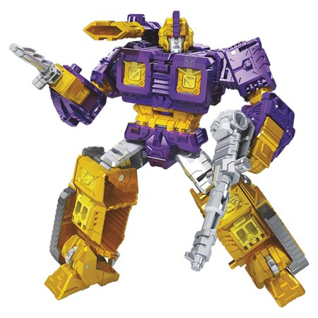 Transformers Toys Generations War for Cybertron Deluxe WFC-S42 Autobot Impactor Figure - Siege Chapter - Adults and Kids Ages 8 and Up, 5.5-inch](Transformer Dress Up)