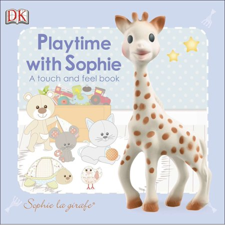 Playtime With Sophie A Touch and Feel Bo (Board Book)](Halloween Touch And Feel Game With Story)