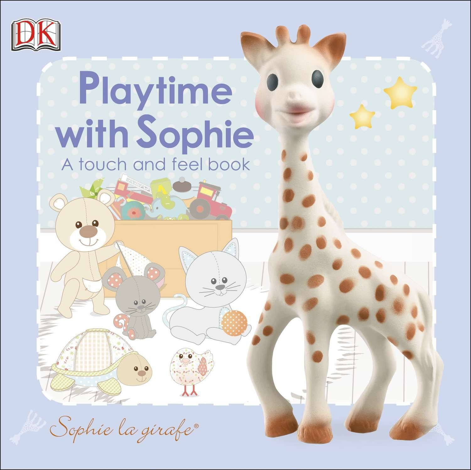 Playtime With Sophie A Touch and Feel Bo (Board Book)