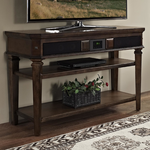 Fairfax Home Collections San Andorra TV Stand