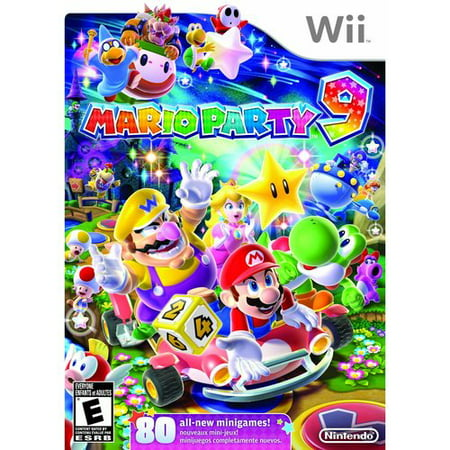 Mario Party 9 (Wii) - Party Store Madison Wi