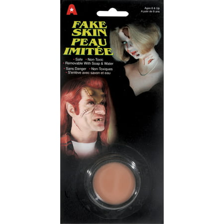 Loftus Special Effects Halloween Costume .25 oz Fake Skin, - Halloween Fake Skin Tutorial