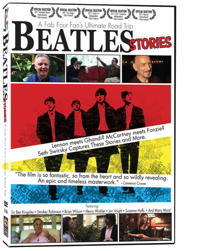 Beatles Stories by Cinema Libre