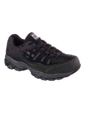 7ffab1419e2 Product Image Men s Skechers Work Relaxed Fit Crankton Steel Toe Shoe