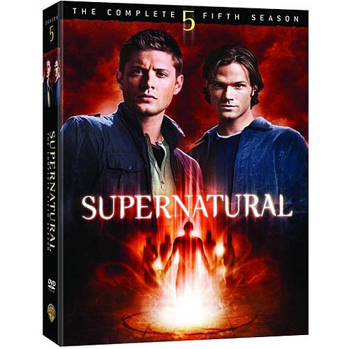 Supernatural: The Complete Fifth Season (Widescreen)
