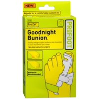 ProFoot Goodnight Bunion 1 Pair (Pack of 2)