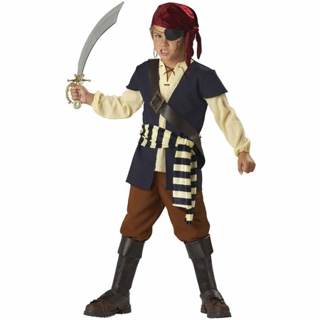 Pirate Mate Child Halloween - Kids Halloween Pirate Costumes